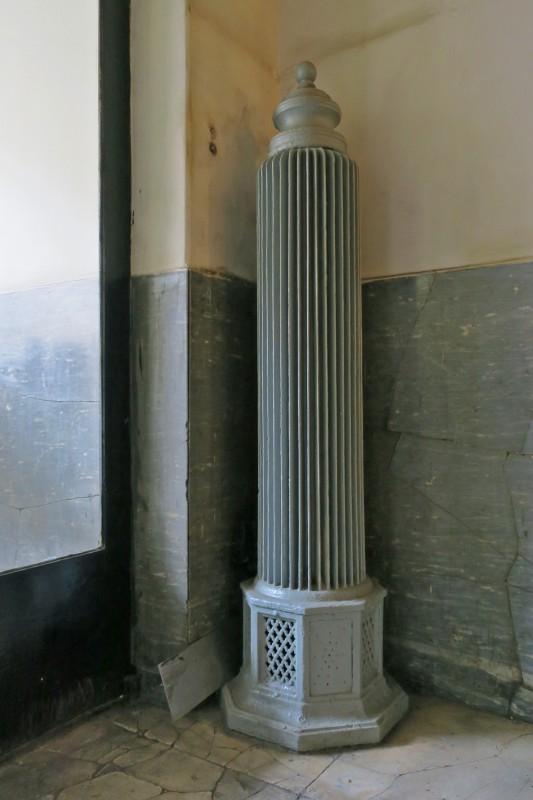 Здание Второго общества взаимного кредита. Радиатор