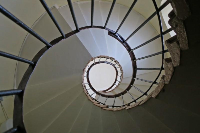 Лисино-Корпус. Охотничий дворец Александра II. Лестница