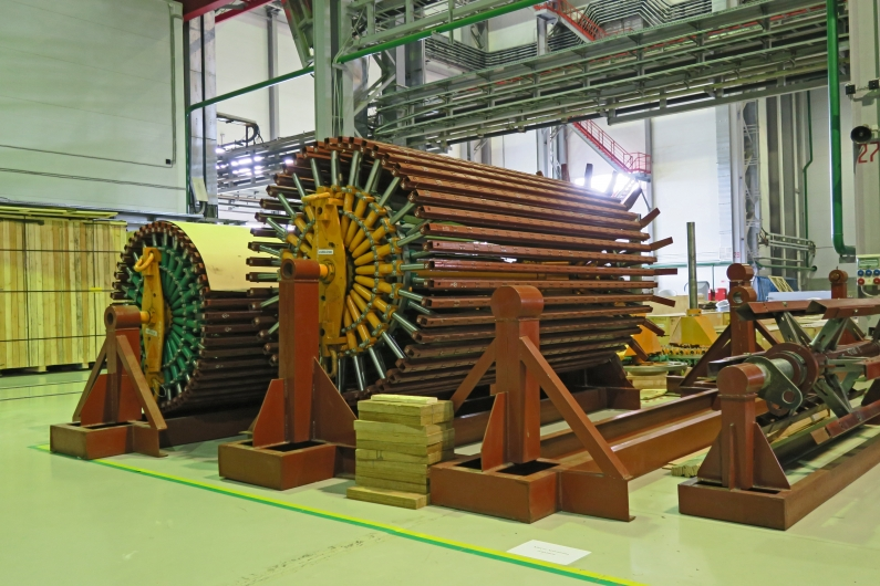 Силовые машины — Тошиба. Высоковольтные трансформаторы