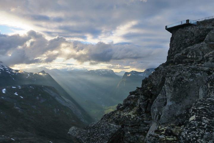 Норвегия. Далснибба