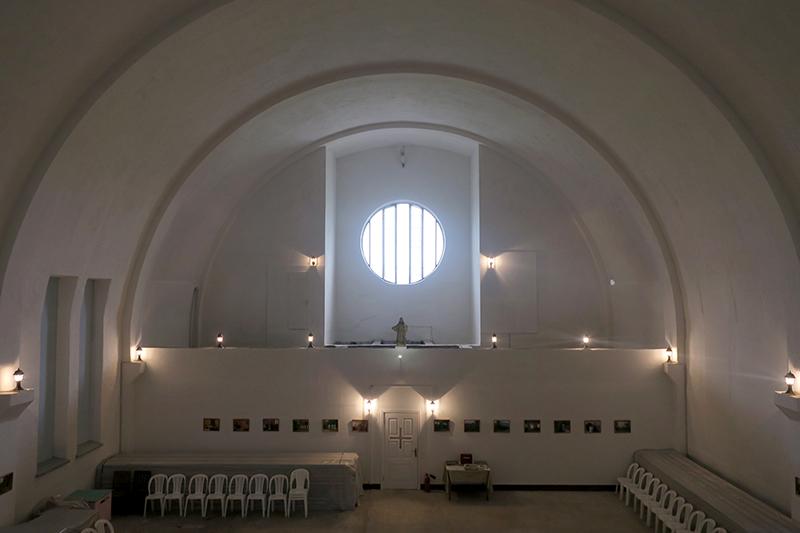 Церковь Святого Иоанна с часовней во имя невинноубиенных младенцев
